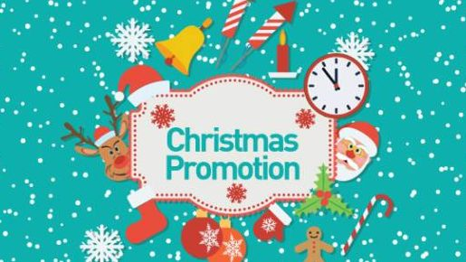 6+ CHRISTMAS PROMO GIVEAWAY WITH GREAT PRIZES -LIMITED TIME- 3